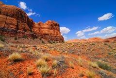 Pays de Moab Photographie stock libre de droits