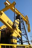 Pays de pétrole Photographie stock libre de droits