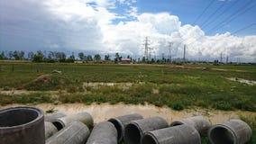 Pays en développement Image libre de droits