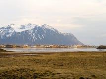 Pays occidental de l'Islande Images stock