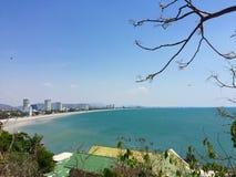 Paysage à la province de Phuket Image stock