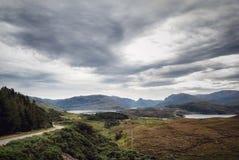 Paysage écossais photo stock