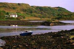 Paysage écossais images stock