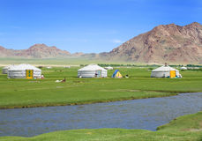 paysage горы Стоковая Фотография RF