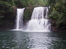 Paysage Asie de cascade image stock