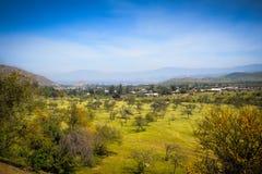 Paysage Chili Photographie stock libre de droits