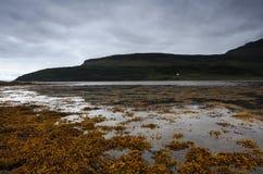 Paysage d'île de Skye photos libres de droits