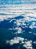 Paysage d'île du sud, Nouvelle-Zélande Photographie stock libre de droits