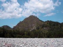 Paysage d'Altai Image stock