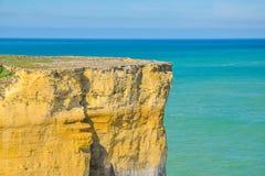 Paysage d'Australie : Grande route d'océan Images stock