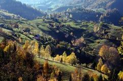 Paysage d'automne Photo libre de droits