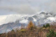 Paysage d'automne de Sichuan Photographie stock libre de droits