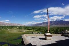 Paysage d'Inde de Leh Ladakh Photo libre de droits