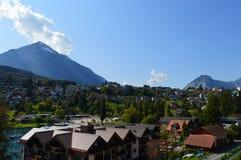 Paysage d'Interlaken Photos stock