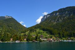 Paysage d'Interlaken Image stock