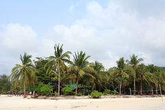 Paysage d'île de Redang Photographie stock