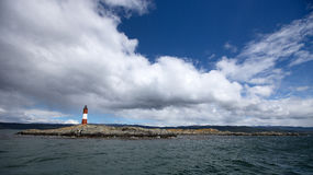 Paysage d'Ushuaia Images stock