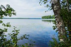 Paysage dans Kavgolovo Photo libre de droits