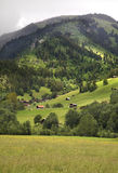 Paysage dans le canton de Berne switzerland Image stock