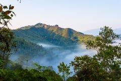 Paysage dans Lembing Photo libre de droits