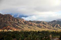 Paysage dans Salta Photographie stock