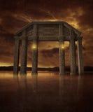 paysage de 13 imaginations Image libre de droits