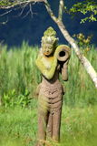 Paysage de Bali Images stock