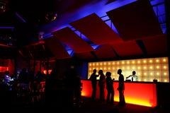 Paysage de bar Image stock