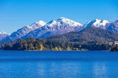 Paysage de Bariloche en Argentine Photographie stock libre de droits