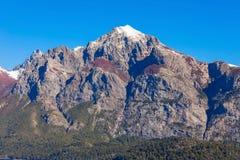 Paysage de Bariloche en Argentine Photos libres de droits