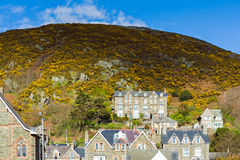 Paysage de Barmouth Image stock
