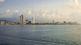 Paysage de Batumi photos stock
