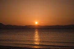 Paysage de bord de la mer - Doc. Let Photos stock