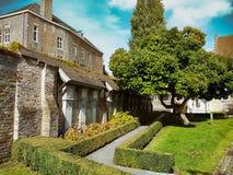 Paysage de Bruges image libre de droits