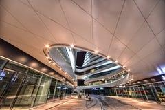 Paysage de bâtiment de SoHo de galaxie de Pékin Photo stock