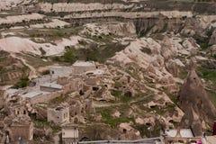 Paysage de Cappadocia photo stock