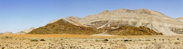 Paysage de désert, parc national de Namib-Naukluft Images stock