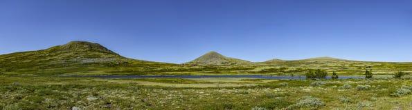 Paysage de Fjell en Norvège photos stock