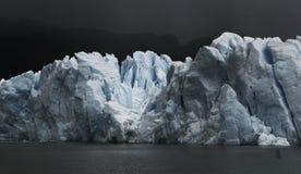 Paysage de glace Photographie stock