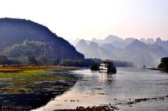Paysage 002 de Guilin images stock
