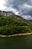 Paysage de Herculane photo libre de droits