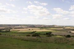 Paysage de Hertfordshire Image libre de droits