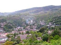 Paysage de Jayapura images stock