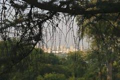 Paysage de Kiev Image libre de droits