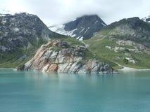 Paysage de l'Alaska Image libre de droits