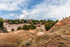 Paysage de l'Arizona Photo libre de droits