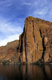 Paysage de l'Arizona Photos libres de droits