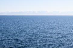 Paysage de l'eau du lac Baïkal Photographie stock libre de droits