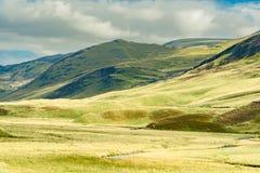 Paysage de l'Ecosse en Angleterre Image stock