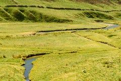 Paysage de l'Ecosse en Angleterre Photo libre de droits